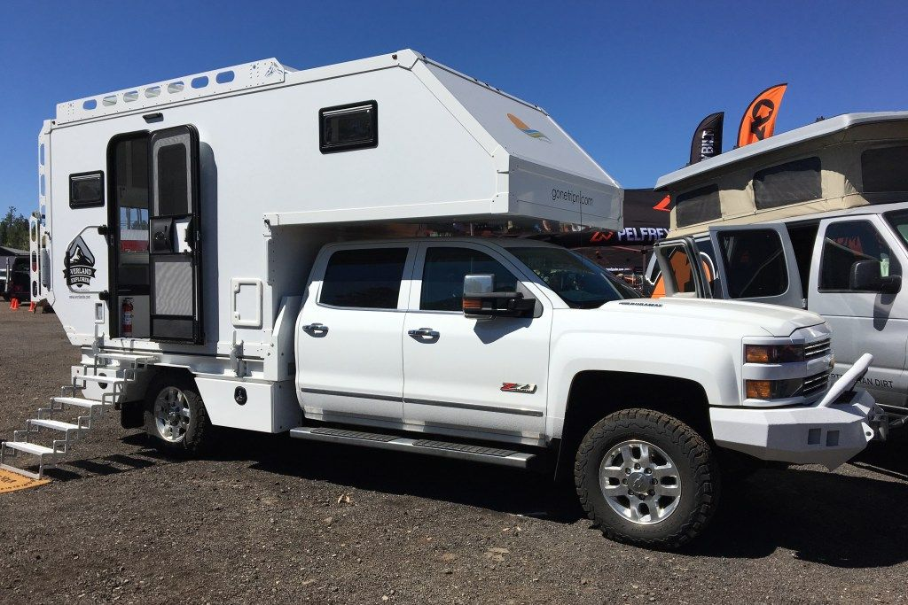 Top 10 Truck Campers from the 2017 Overland Expo Truck