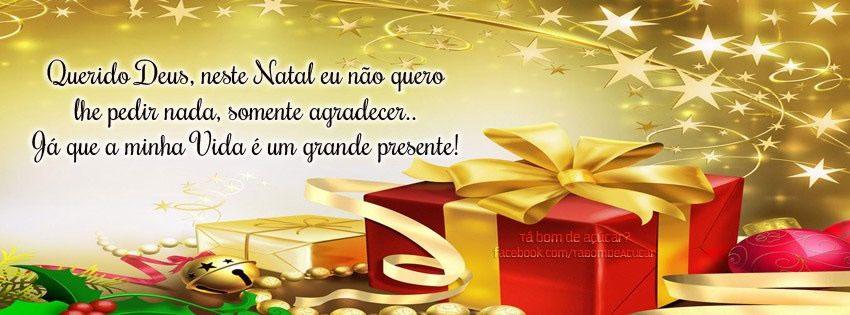 Capas Para Facebook De Natal Imagem 7 Capa Facebook