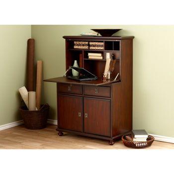 Costco Foremost Secretary Flip Down Desk Desks Home