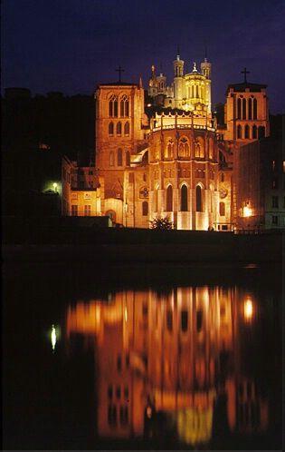 Night in Lyon