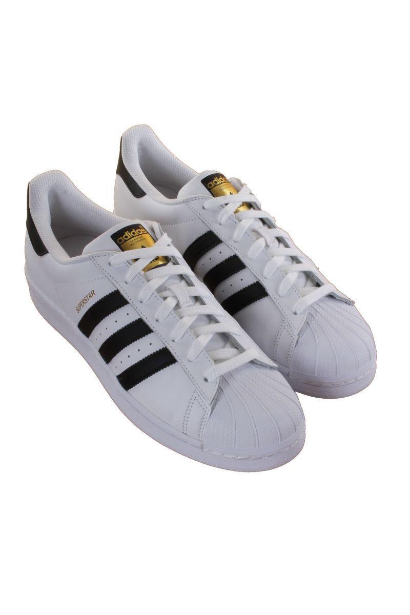 finest selection 94ce3 e37ed Details about Adidas C77124: Superstar Originals Men's White ...