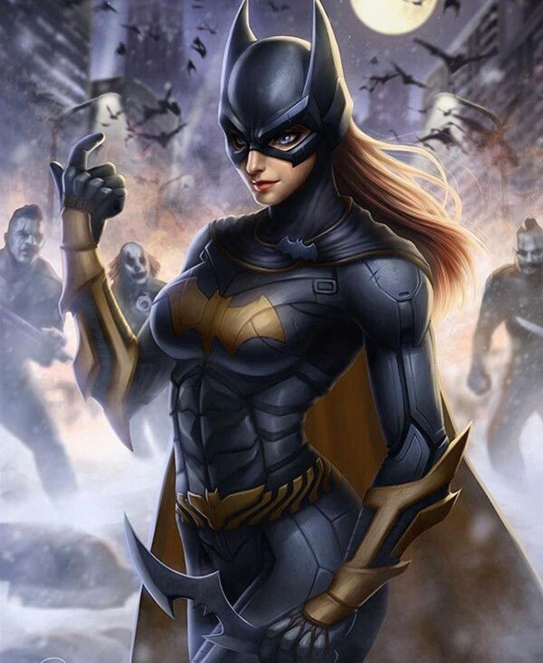 Barbara Gordon Aka Batgirl Dc Gotham Dccomics Batman Batgirl Dc Comics Dc Comics A