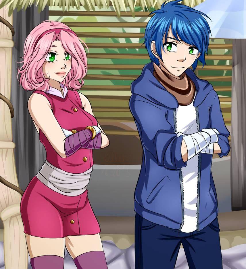 Sonic Boom Sonic And Amy Human Version By Ayakoitsuka On Deviantart Em 2020