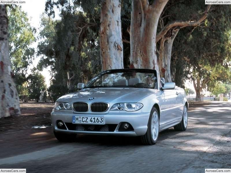 BMW 330Ci Convertible (2004)   BMW and Convertible