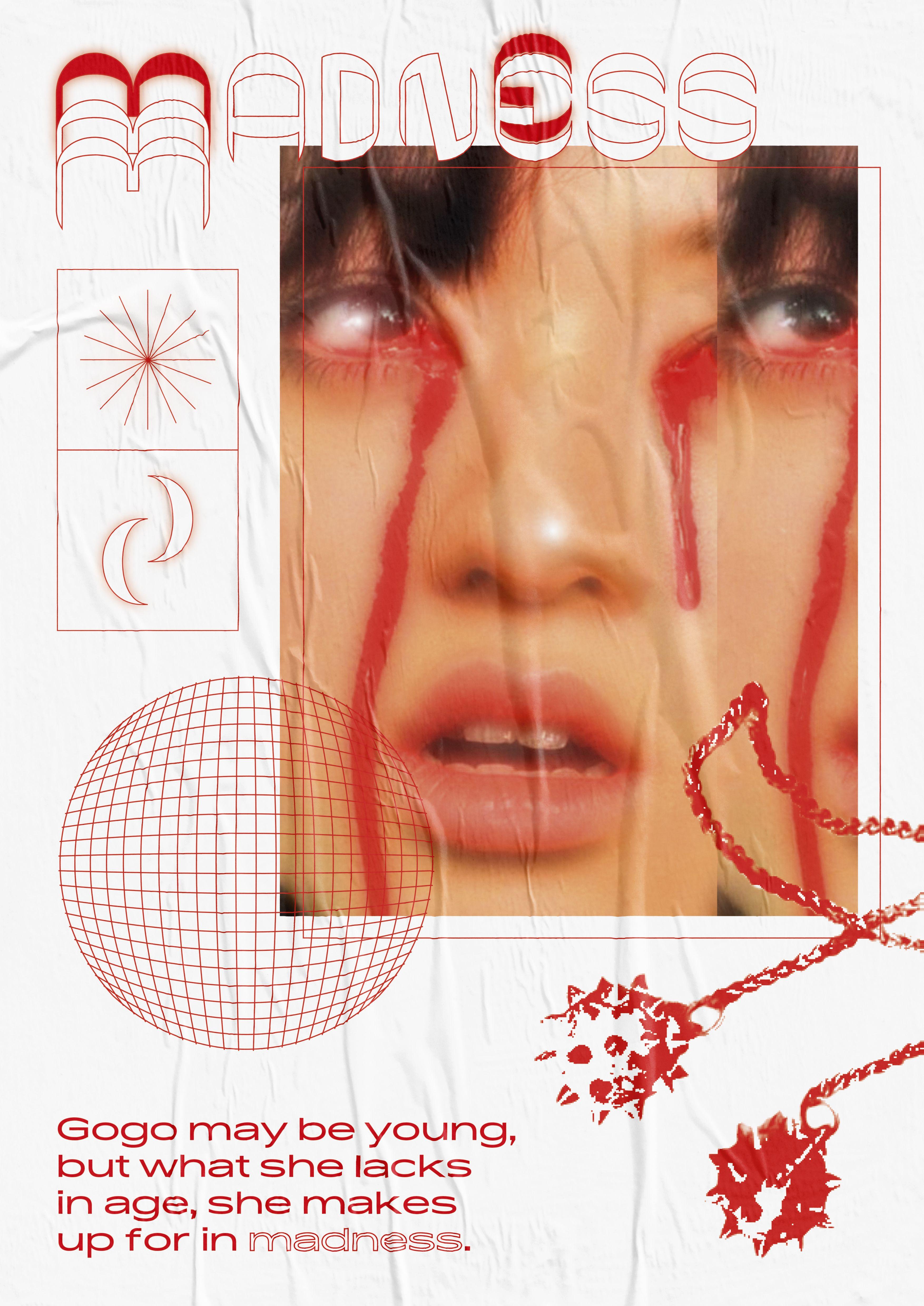 Gogo ~ Kill Bill (poster)