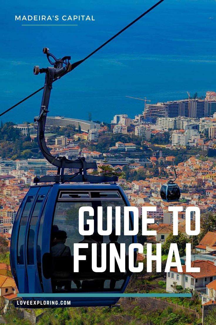 Fun in Funchal: top things to do, where to stay & what to eat #travel #travelinspo