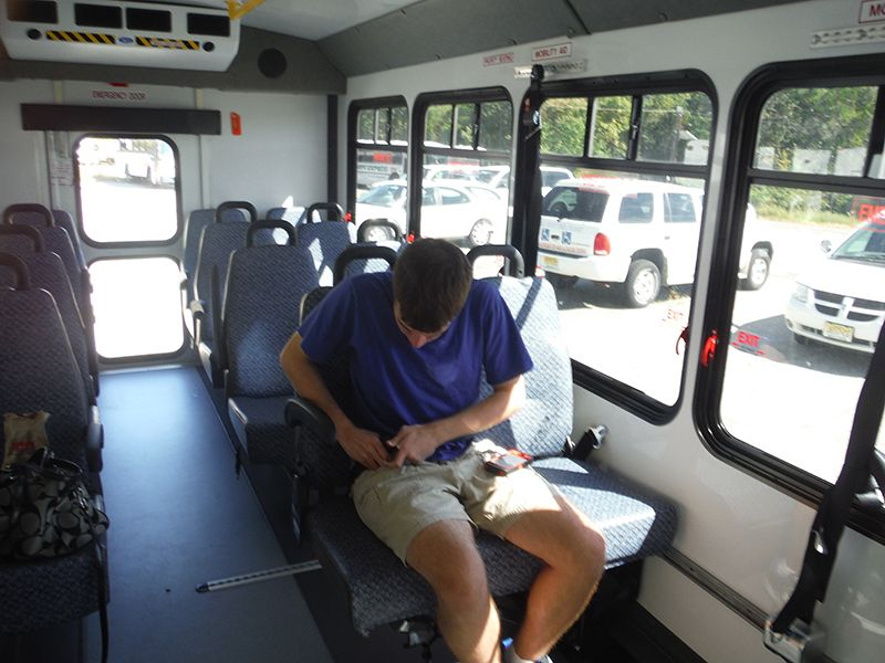 study on adults on the #autism spectrum and public transportation - http://bit.ly/1NywY3q - #livingautismdaybyday