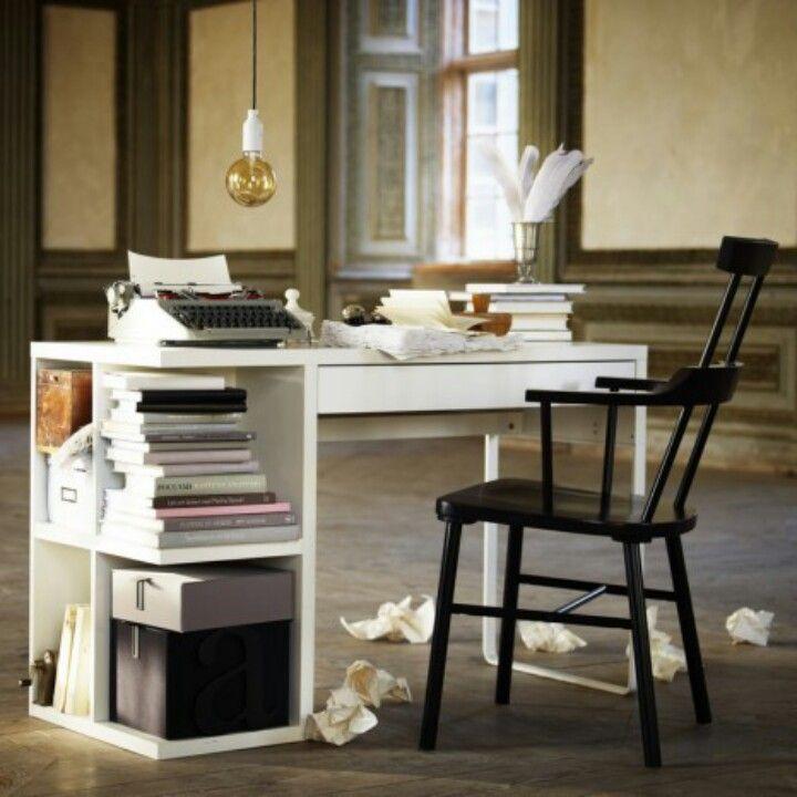 IKEA Micke desk Furniture Pinterest Micke desk