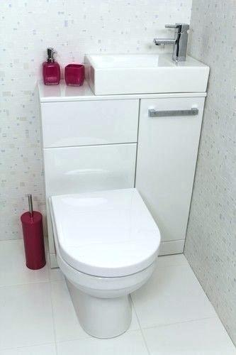 Toilet With Sink On Top Toilets Space Saving Toilet And Basin Glass Tray Microwave House Ideas Want The S Space Saving Toilet Small Bathroom Diy Bathroom Decor