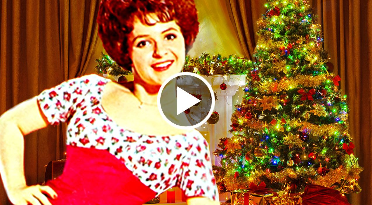 The Christmas Spirit Is Alive With Brenda Lee S Rockin Around The Christmas Tree Brenda Lee Classic Christmas Tree Classic Christmas