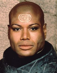 Image result for black guy from stargate