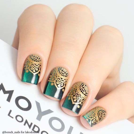65most Eye Catching Beautiful Nail Art Ideas Pinterest