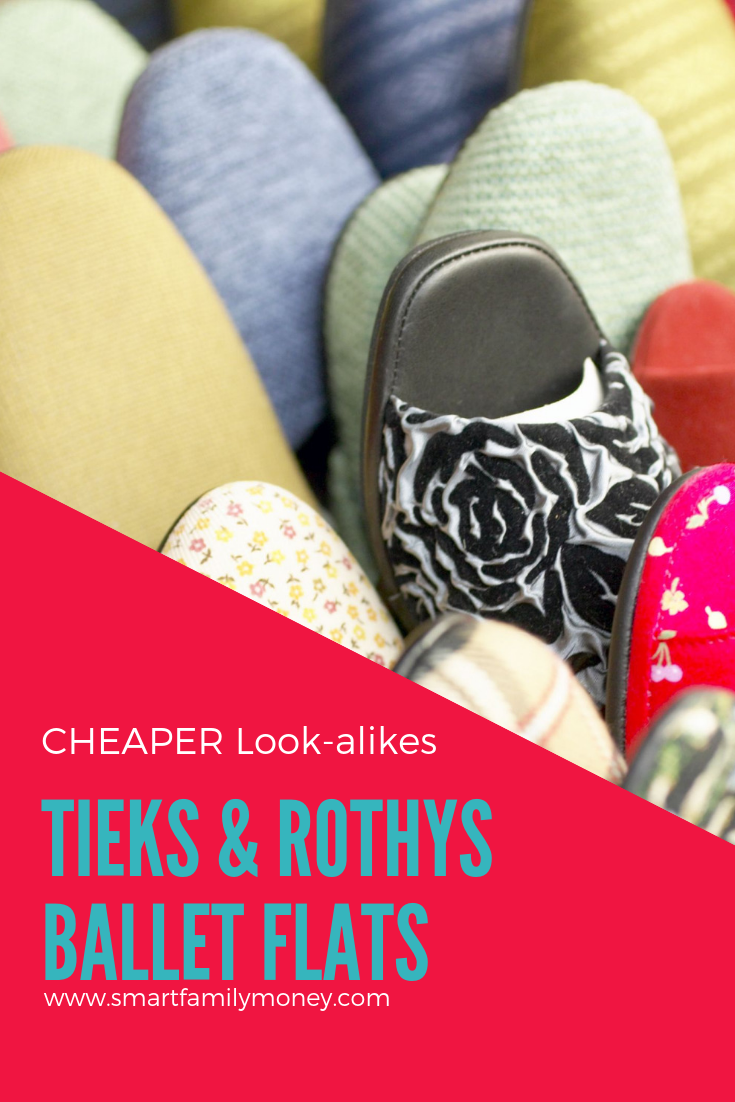 1ef711ac30 Looking for cute ballet flats that won't break the bank? Check out these cheaper  alternatives to Tieks & Rothys ballet flats.