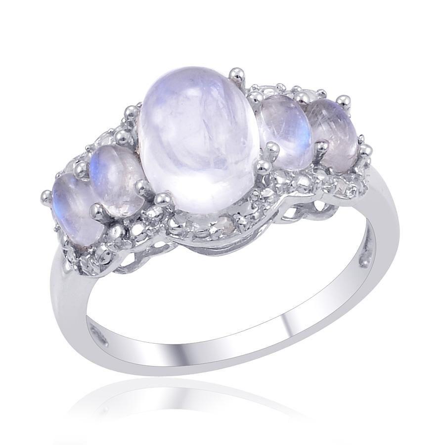 moonstone engagement ring google search - Moonstone Wedding Rings