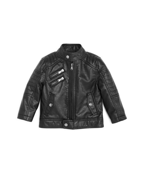 Urban Republic Infant Boys Faux Leather Jacket Sizes 12 24 Months Leather Jacket Faux Leather Jackets Jackets