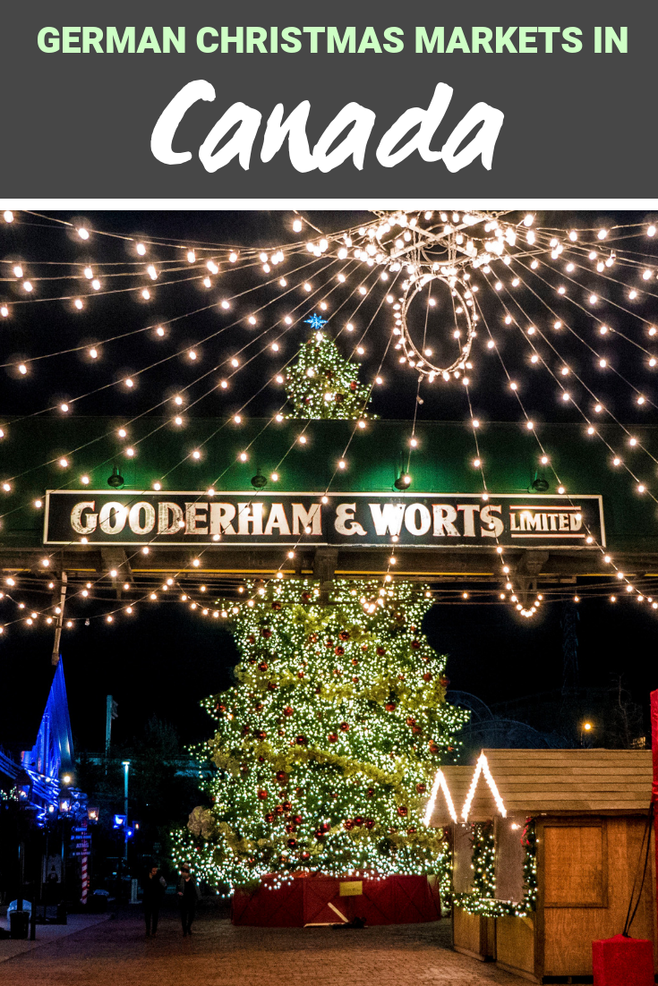 5 Christmas Markets In Canada You Must Visit Christmas Market Canada Travel Canadian Christmas