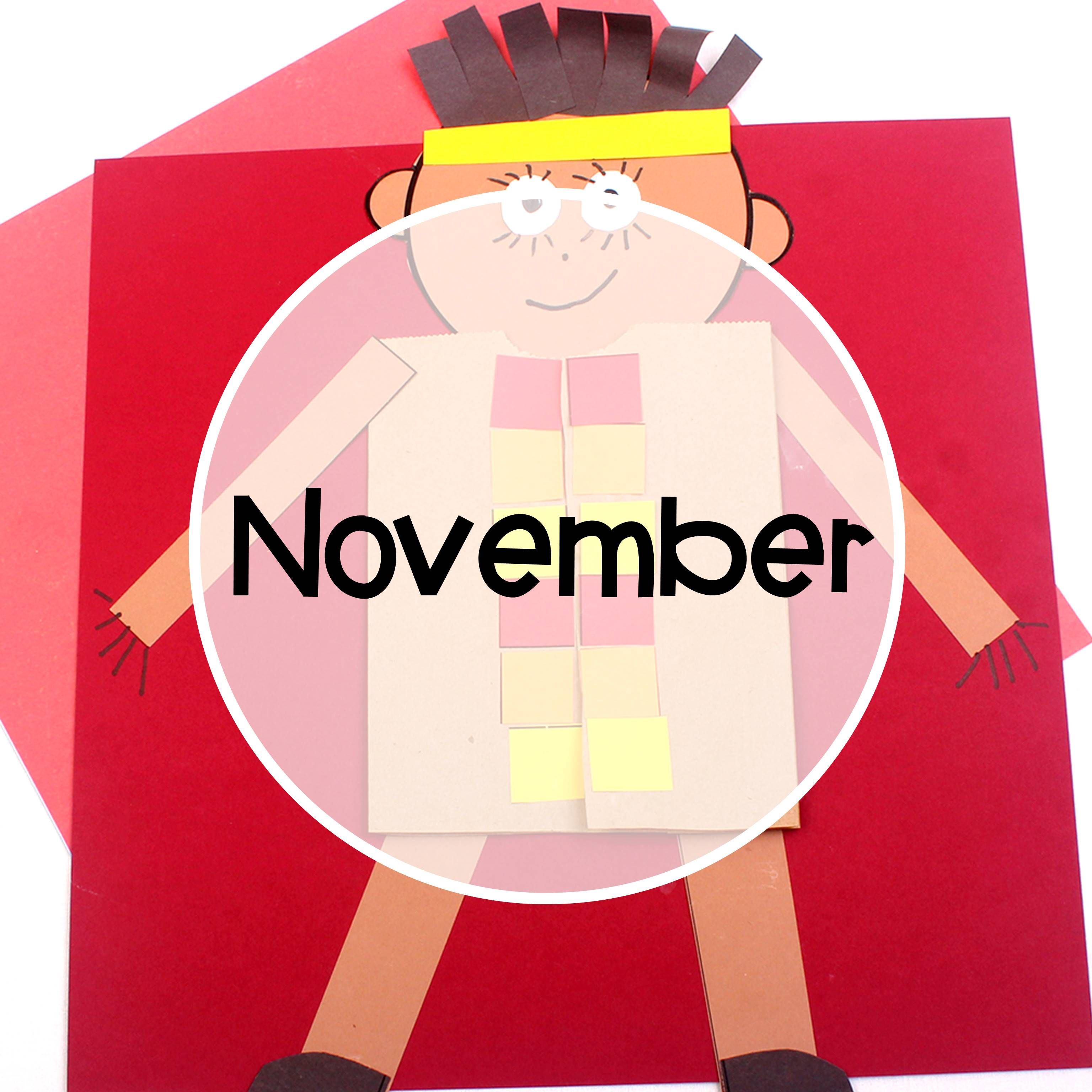 Pin By Kindergals On November Classroom Ideas