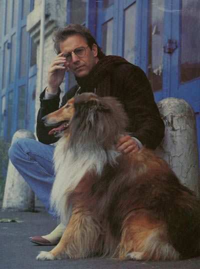 Isn T He Beautiful Oh Kevin Costner Looks Good Too Dogs