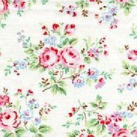 cath kidston chintz floral white