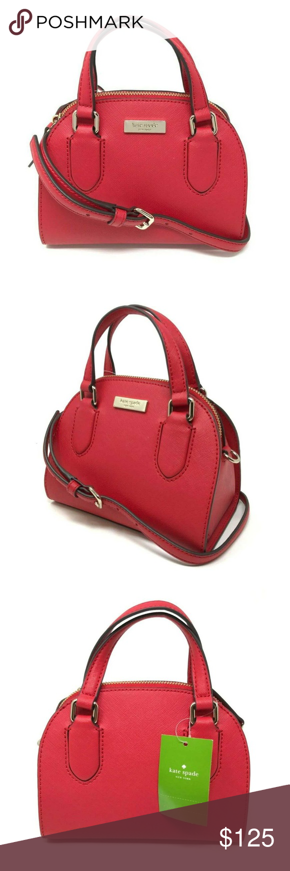 ad1c9ecbccd0 Kate Spade Micro Reiley Laurel Way Crossbody Bag Kate Spade Micro Reiley  Laurel Way Hot Chili