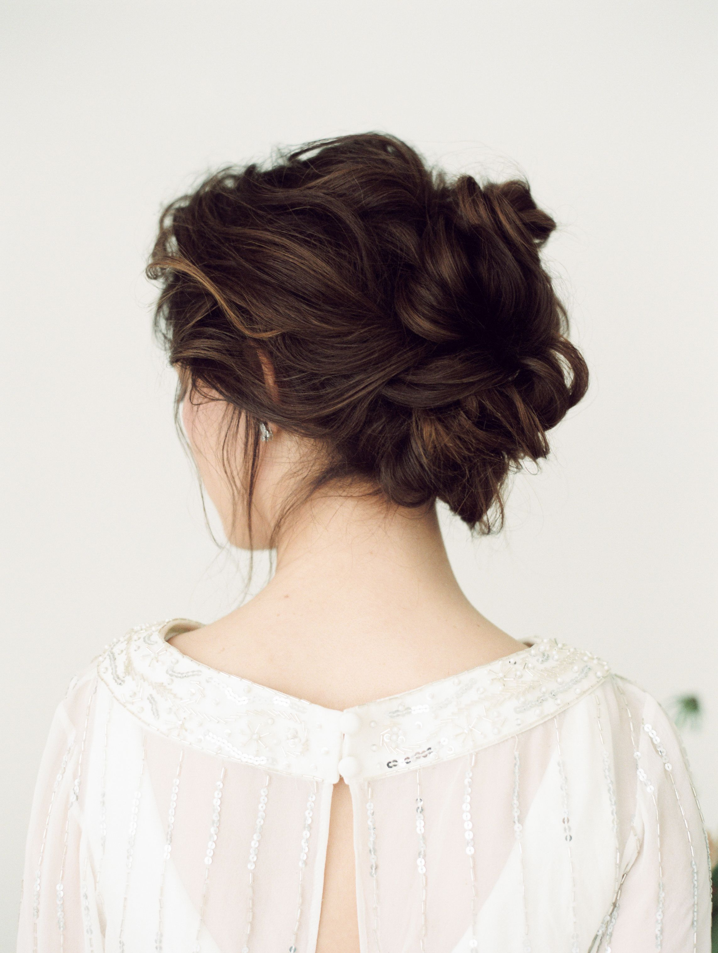 wedding hair ideas Hair Pinterest
