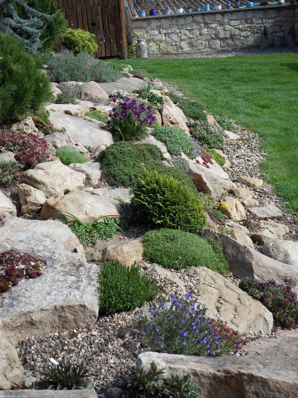 rock wall garden designs. Check out these fantastic rock garden designs and ideas  Rock Garden Pinterest Gardens Landscaping