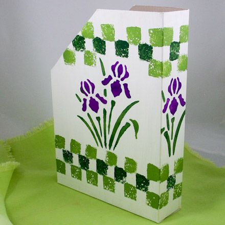 Boxes For Decoration And Crafts Magazine Holders From Cereal Boxes  Magazine Holders Magazines