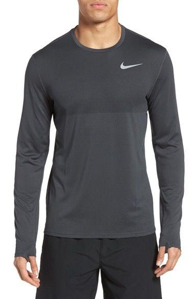Nike Nike Cloth Long Sleeve Tshirt Men Shirts Mens Tops