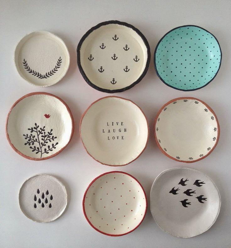 Photo of DIY Clay Ring Dish | BlissMakes
