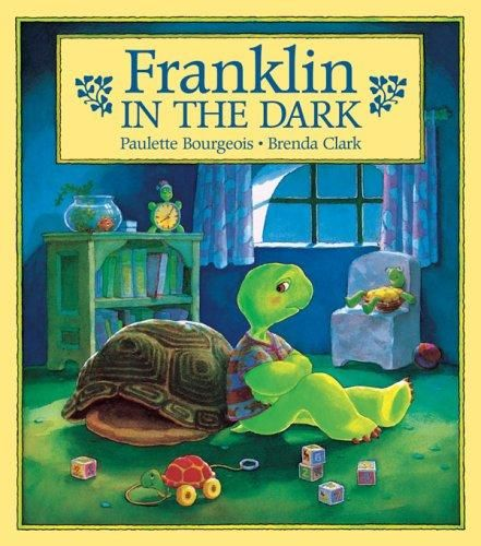Franklin In The Dark A Turtle Afraid To Sleep In His Shell