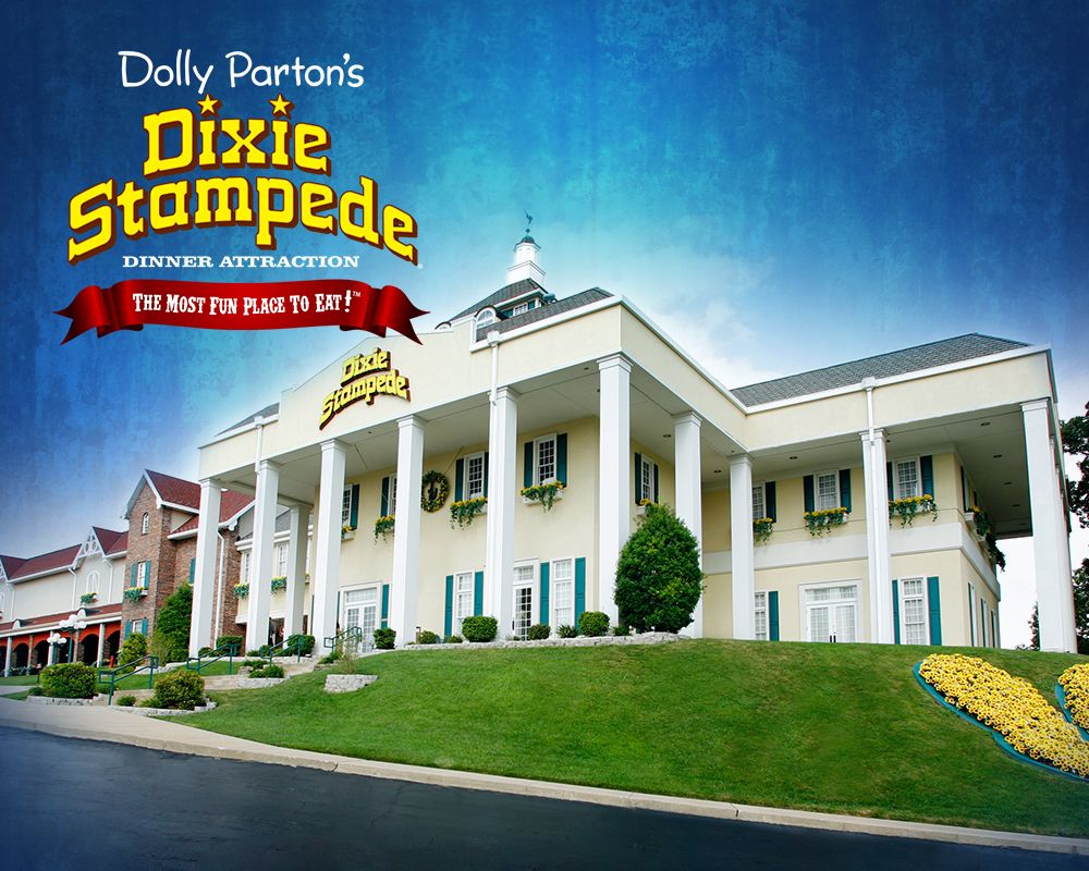 Hotels Near Dixie Stampede Branson Mo