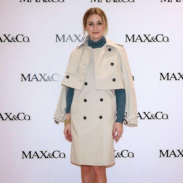 Olivia Palermo at Max&Co in ChinaThe Olivia Palermo Lookbook