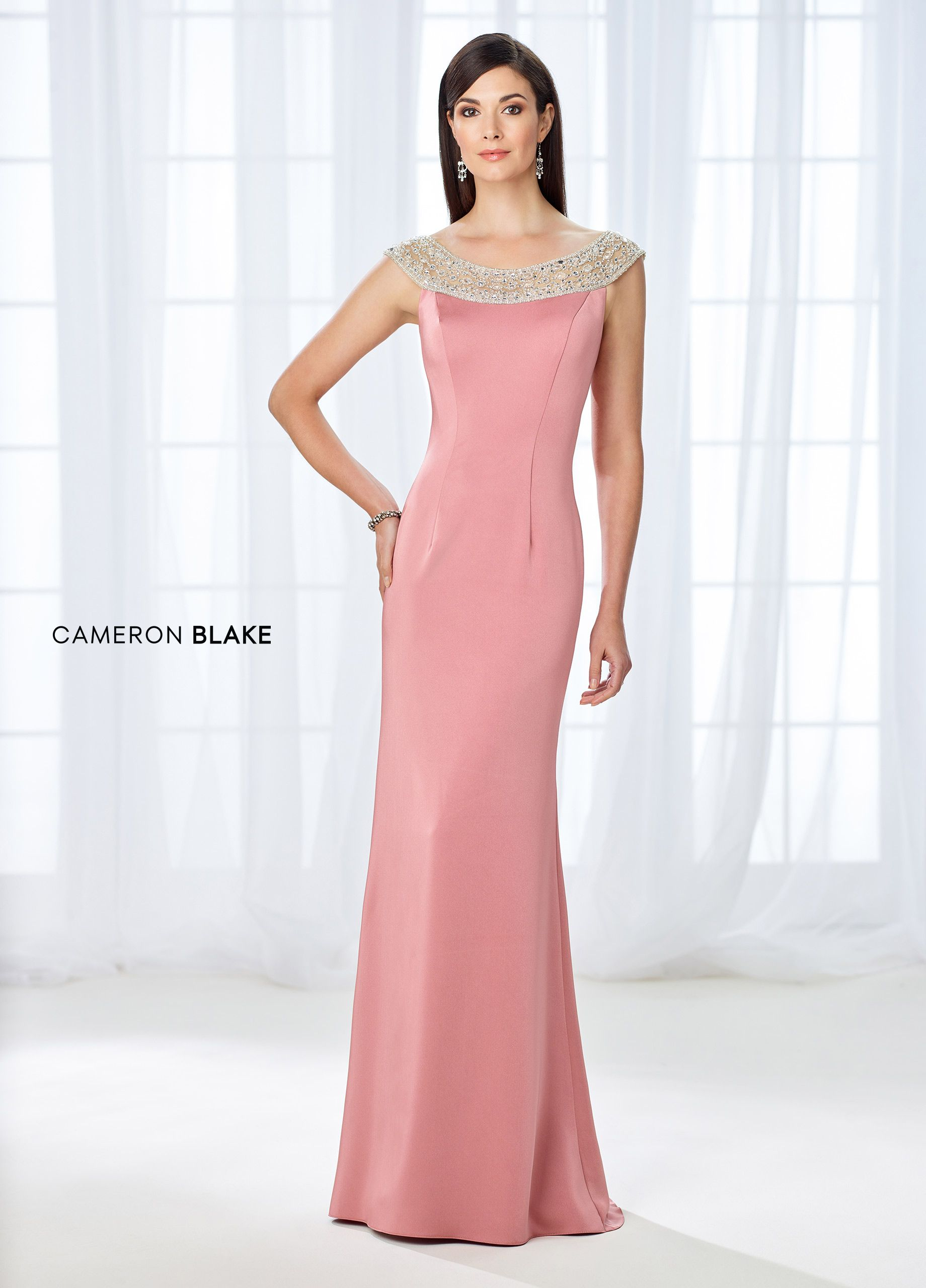 Cameron Blake - Evening Dresses - 118663 | Vestido bordado y Vestiditos