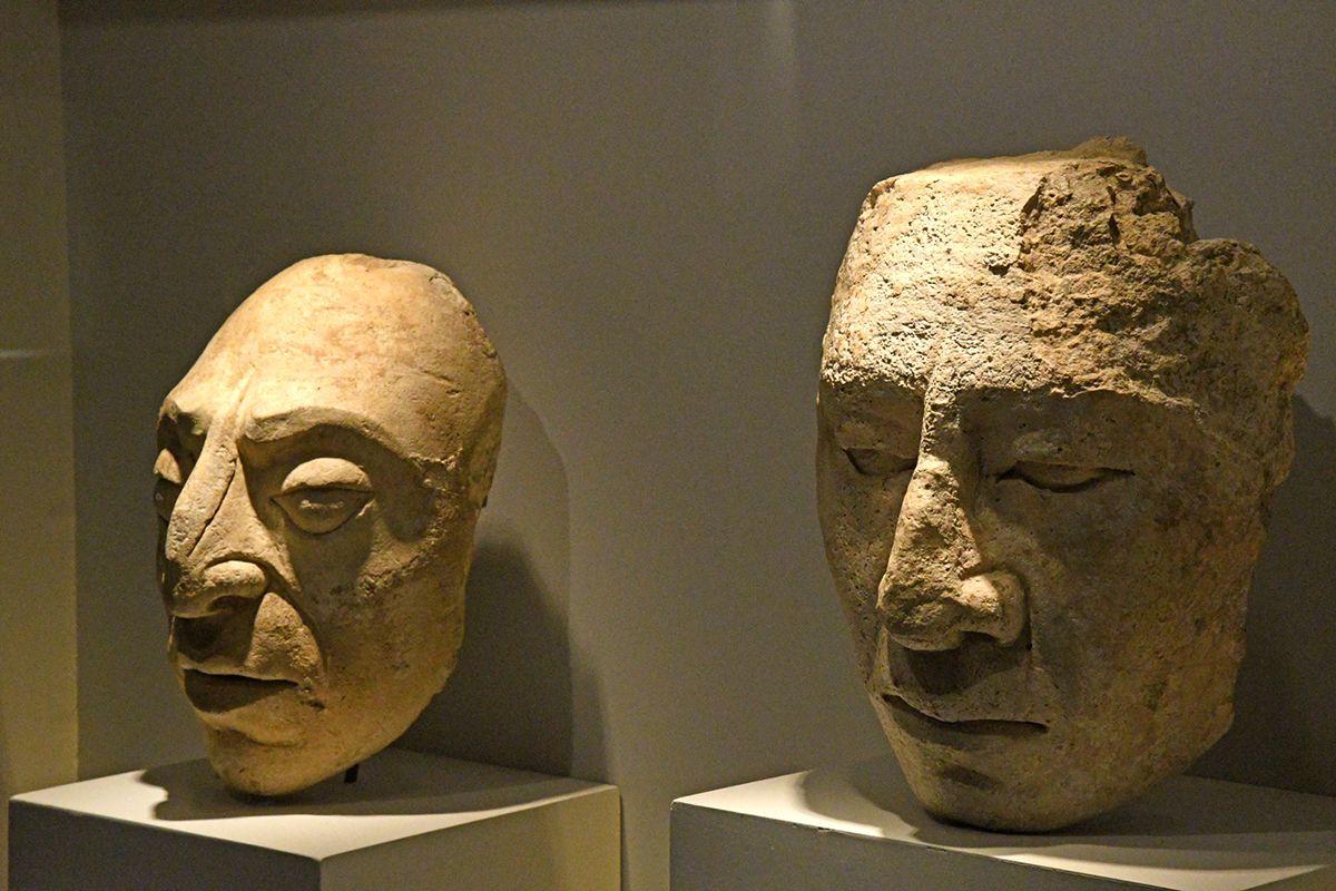 Mayas El Lenguaje De La Belleza Miradas Cruzadas En El Museo  # Muebles Begonazpi