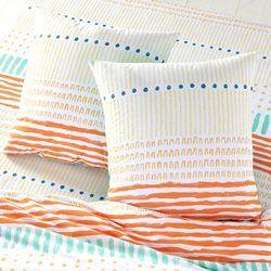 Funda de almohada estampada Rythme La Redoute Interieurs - Textil Hogar