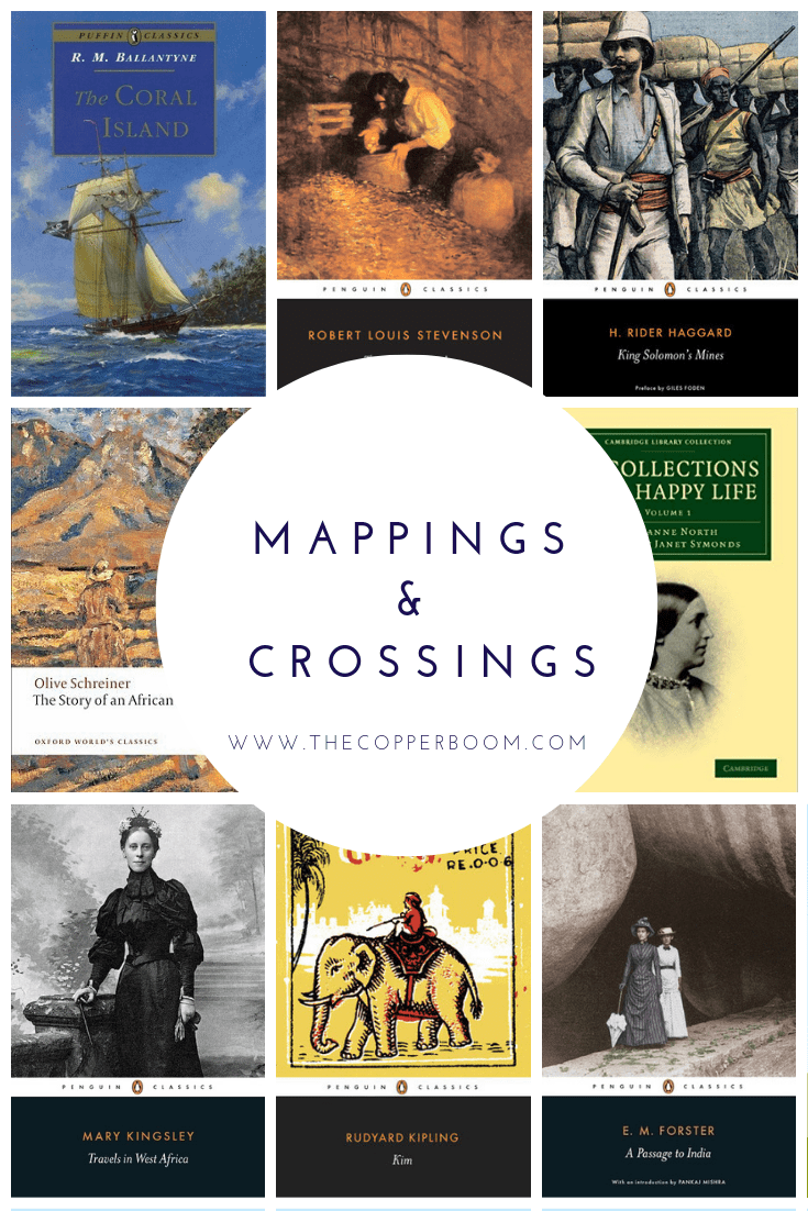 Masters of reading lists: Mappings and Crossings | reading | Reading