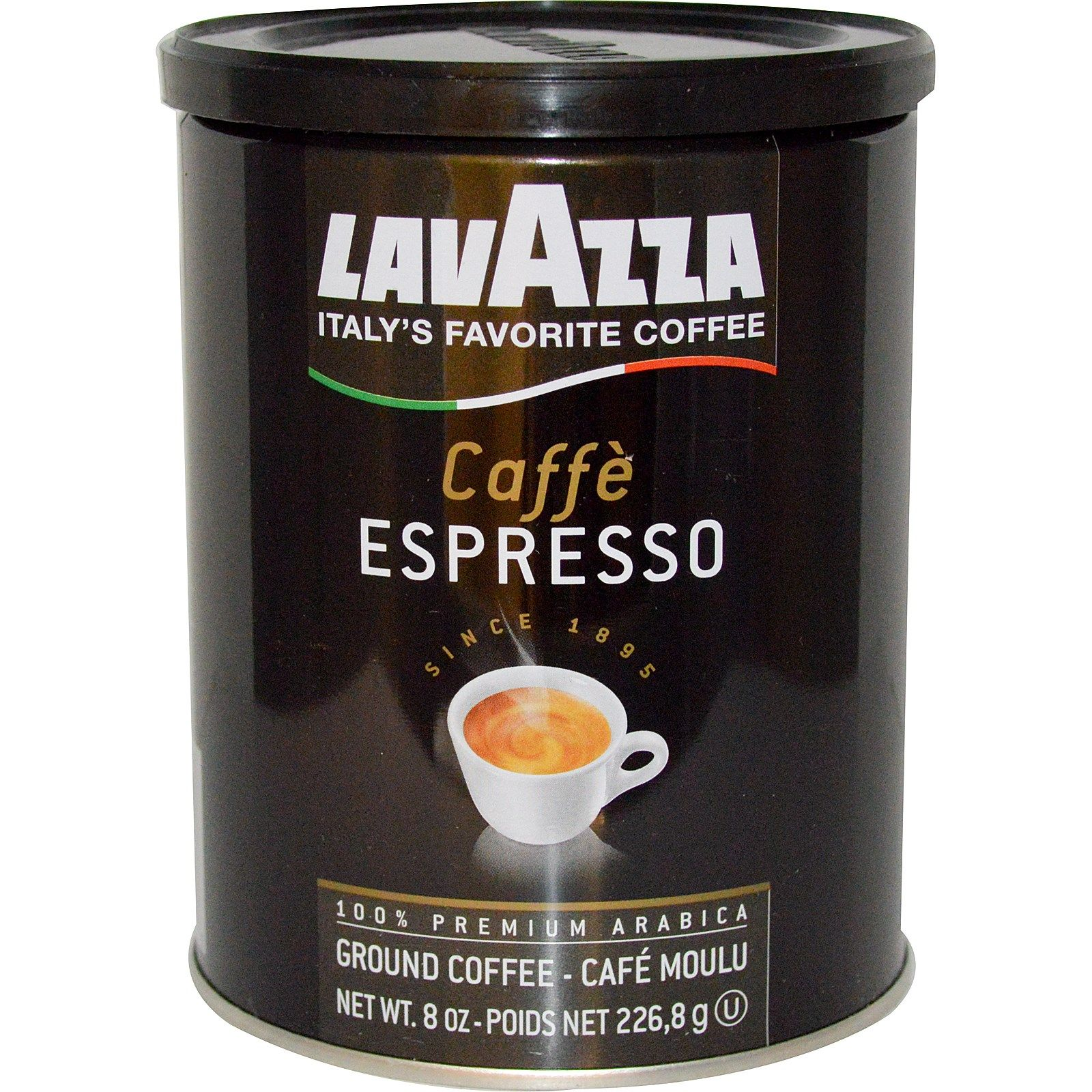 LavAzza Premium Coffees, Ground Coffee, Medium Roast