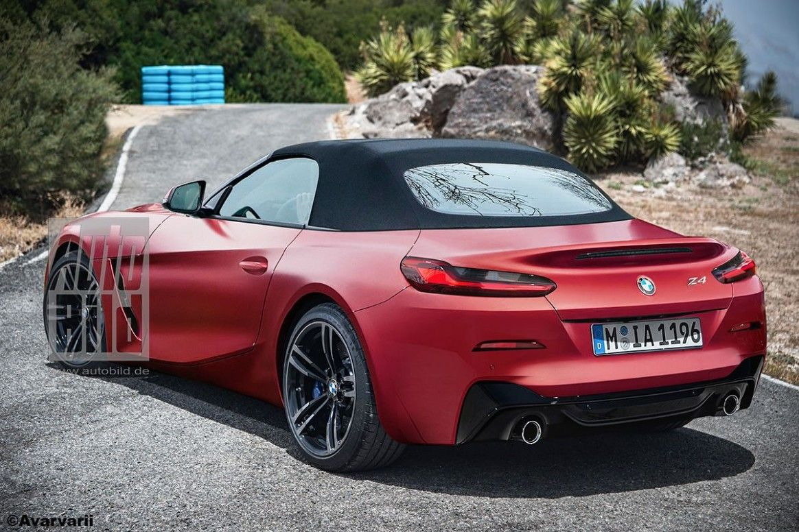 2021 BMW Z4 Roadster Concept and Review