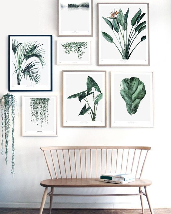 25 Entryway Artwork Ideas To Make An Impression (DigsDigs) #entrywayideas