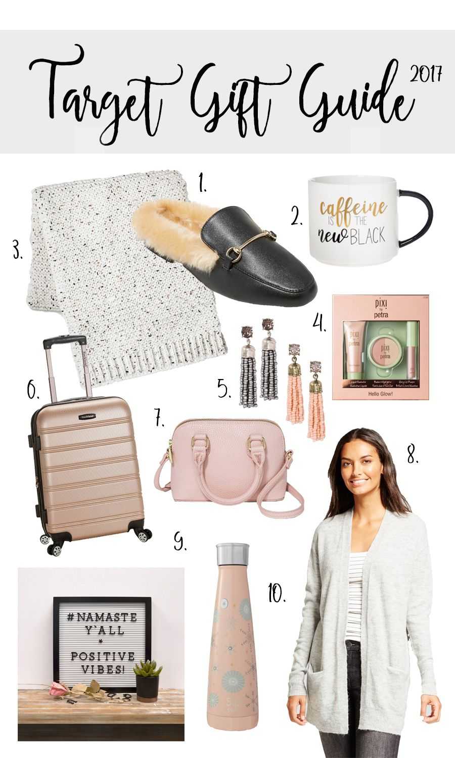 290 & Target Gift Guide 2017 | Something Shannon | XO Influencers | Target ...