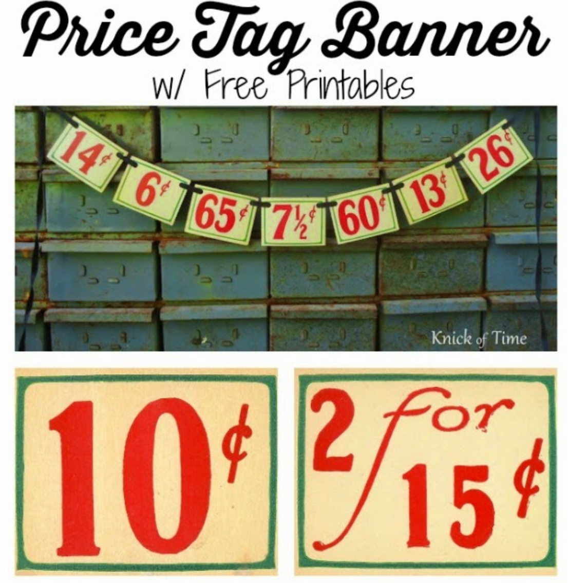 Grocery Store Signs Banners