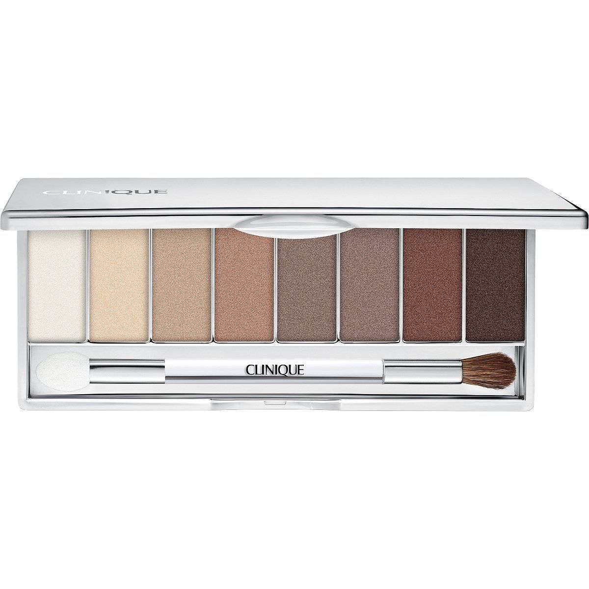 Clinique All About Eyeshadow Palette Neutral Territory