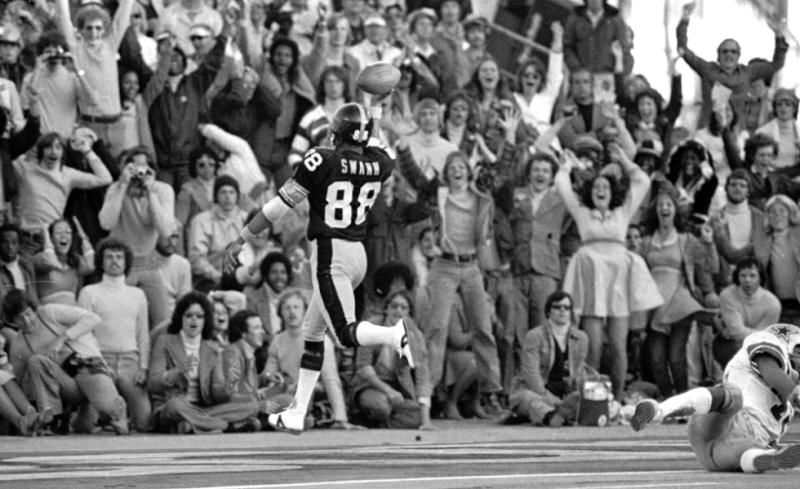 Top 10 Pittsburgh Steelers of all time Lynn Swann