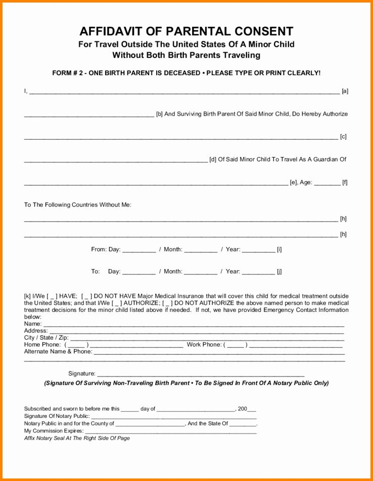 Parent Consent Forms Template Fresh Free 8 Sample Child Travel Consent Forms In Pdf Child Travel Consent Form Travel Consent Form Parental Consent