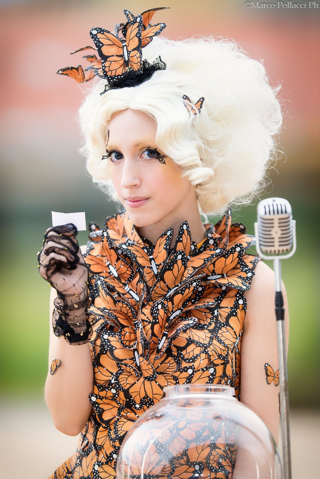 Effie Trinket - Happy Hunger Games by Selhin.deviantart.com | Cool ...