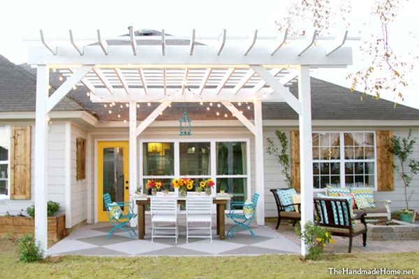 Which is your favorite patio perk up a mess of likes pinterest diyoldwindowframelightfixture simple diy projects l houselogic do it yourself weekend projects solutioingenieria Gallery