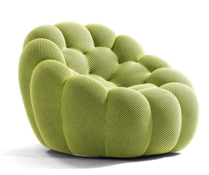 Sache Lakic For Roche Bobois Bubble Sofa Vm Canape Simili Cuir