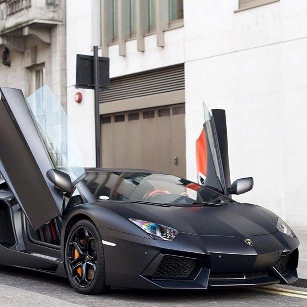 Best + 30 Dream Cars Lamborghini Matte Black Best + 30 Dream Cars Lamborghini Matte Black Best + 30