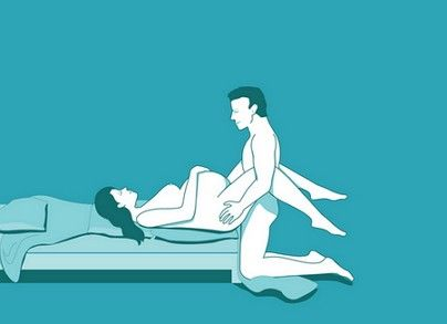 Sexual positions second trimester pregnancy