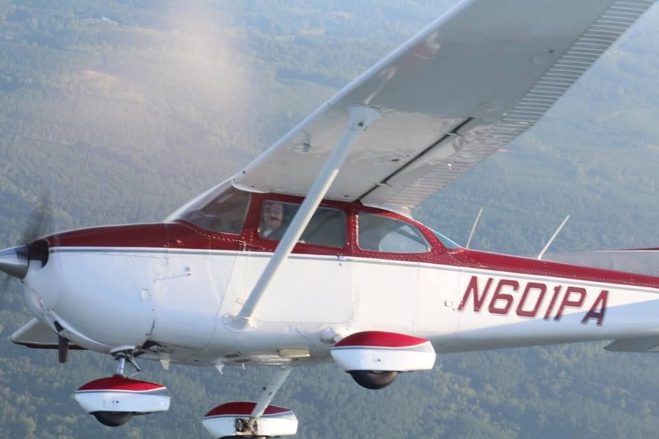 1977 N model C172 Aircraft, General aviation, Aviation
